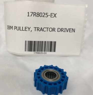 IBM Pulley, Tractor Driven