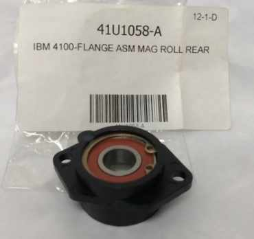 R-FLANGE ASM, MAG ROLL REAR