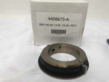 IBM Rear Hub, Dual Key