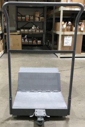 2017 Tecnau Lasermax 21 Quot Paper Roll Cart W Hump Back