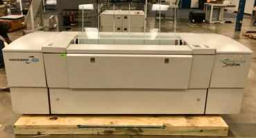 1999 - Heidelberg Creo Trendsetter 3220 / 3244 Spectrum 8-page CTP, Size: 15.7