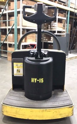 Hyster B60z Electric Rider Pallet Jack 6000 Lbs