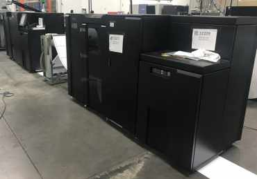 Infoprint HD3 and HD4 Laser Printers