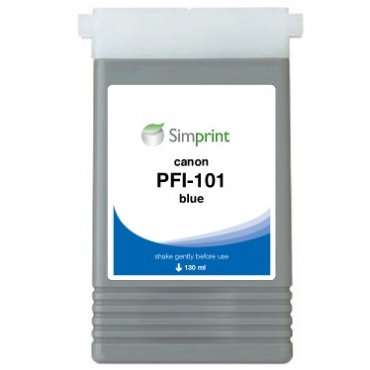 Blue##130 ml##Pigment##PFI-101B