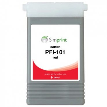 Red##130 ml##Pigment##PFI-101R