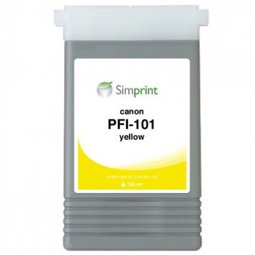 Yellow##130 ml##Pigment##PFI-101Y