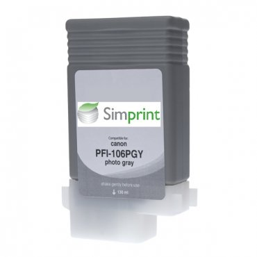 Gray##130 ml##Pigment##PFI-106GY