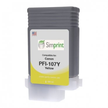 Yellow##130 ml##Dye##PFI-107Y