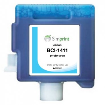 Photo Cyan##330 ml##Dye##BCI-1411PC