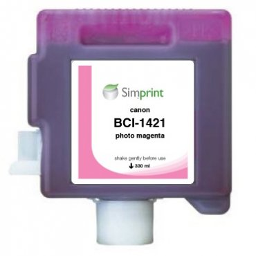 Photo Magenta##330 ml##Pigment##BCI-1421PM